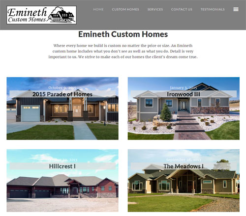 Shane Emineth Custom Homes